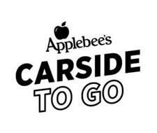 APPLEBEE'S CARSIDE TO GO