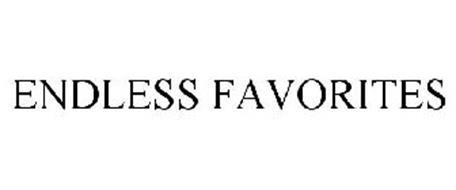 ENDLESS FAVORITES
