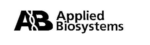 A B APPLIED BIOSYSTEMS