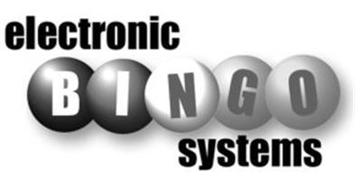 ELECTRONIC BINGO SYSTEMS
