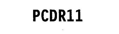 PCDR11