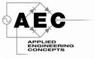 AEC APPLIED ENGINEERING CONCEPTS