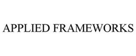 APPLIED FRAMEWORKS