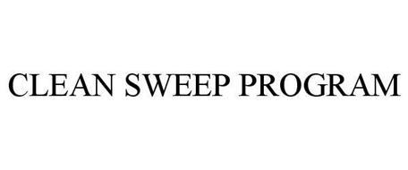 CLEAN SWEEP PROGRAM