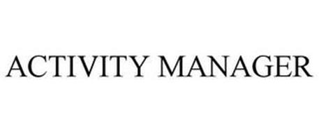ACTIVITY MANAGER