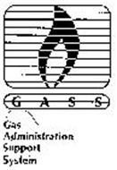 GASS GAS ADMINISTRATION SUPPORT SYSTEM