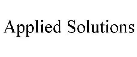 APPLIED SOLUTIONS