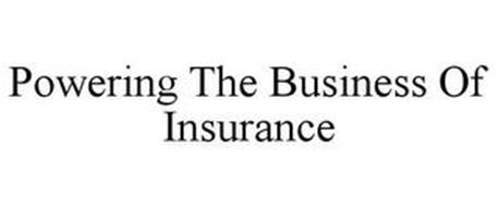 POWERING THE BUSINESS OF INSURANCE