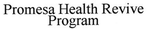 PROMESA HEALTH REVIVE PROGRAM