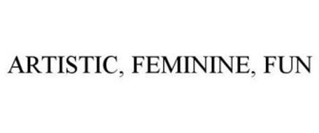 ARTISTIC, FEMININE, FUN