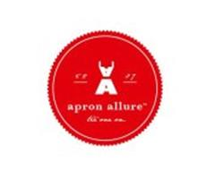52 07 A A APRON ALLURE TIE ONE ON