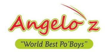 "ANGELO'Z ""WORLD BEST PO'BOYS"""