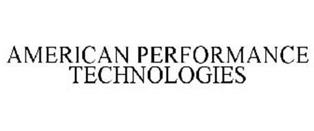 AMERICAN PERFORMANCE TECHNOLOGIES