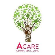 ACARE COMMIT. SERVE. GROW.