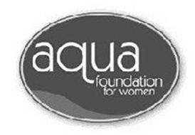 AQUA FOUNDATION FOR WOMEN