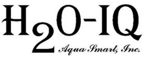 H2O-IQ AQUA SMART, INC.