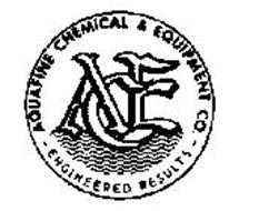 AQUAFINE CHEMICAL & EQUIPMENT CO. ENGINEERED RESULTS ACE