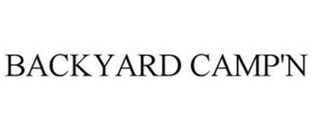 BACKYARD CAMP'N