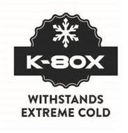 K-80X WITHSTANDS EXTREME COLD
