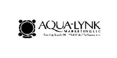 "AQUA-LYNK MARKETINGLLC CREATING BRANDS WITH ""FLUID LINKS"" TO CONSUMERS"