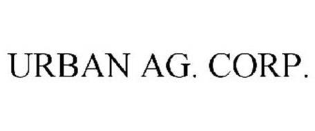 URBAN AG. CORP.