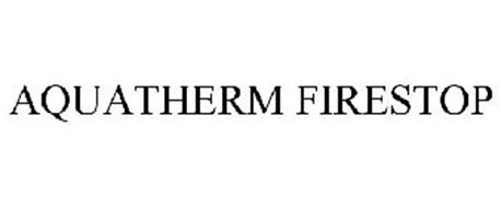 AQUATHERM FIRESTOP