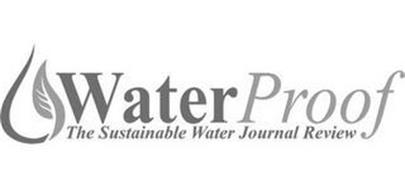 WATERPROOF THE SUSTAINABLE WATER JOURNAL REVIEW