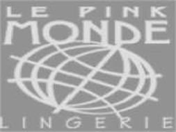 LE PINK MONDE LINGERIE