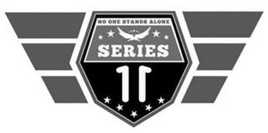 SERIES 11 NO ONE STANDS ALONE