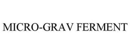 MICRO-GRAV FERMENT