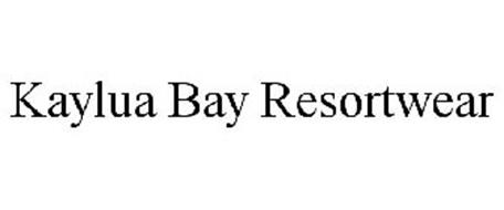 KAYLUA BAY RESORTWEAR