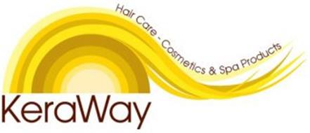 KERAWAY HAIR CARE - COSMETICS & SPA PRODUCTS