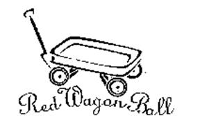 RED WAGON BALL
