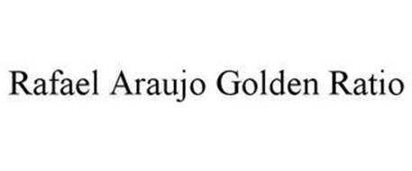 RAFAEL ARAUJO GOLDEN RATIO