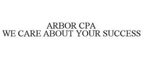 ARBOR CPA WE CARE ABOUT YOUR SUCCESS