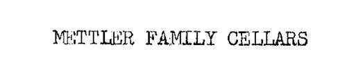 METTLER FAMILY CELLARS