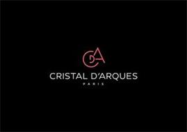 CDA CRISTAL D'ARQUES PARIS