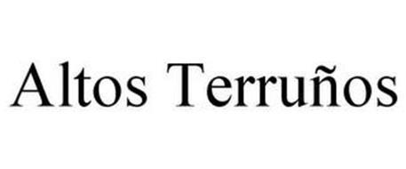 ALTOS TERRUÑOS