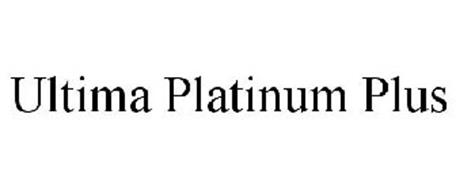 ULTIMA PLATINUM PLUS