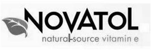 NOVATOL NATURAL-SOURCE VITAMIN E