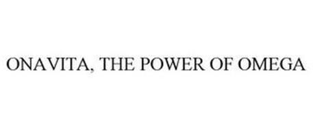 ONAVITA, THE POWER OF OMEGA