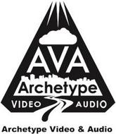AVA ARCHETYPE VIDEO & AUDIO ARCHETYPE VIDEO & AUDIO