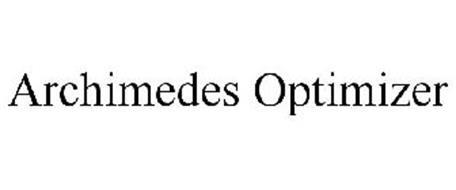 ARCHIMEDES OPTIMIZER