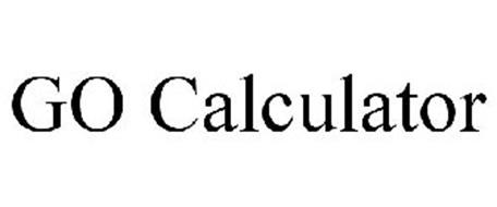 GO CALCULATOR