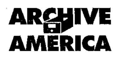 ARCHIVE AMERICA