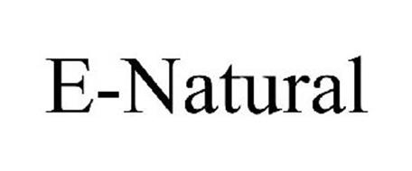 E-NATURAL