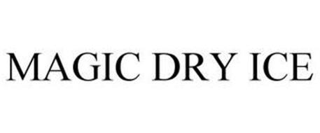 MAGIC DRY ICE