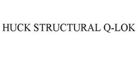 HUCK STRUCTURAL Q-LOK