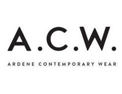 A.C.W. ARDENE CONTEMPORARY WEAR