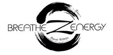 BREATHE Z ENERGY MOVE WITHIN
